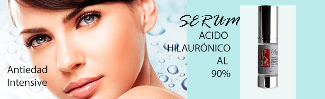 Serum Acido Hialuronico 90%